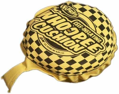 Loftus Auto Inflate Whoopee Cushion