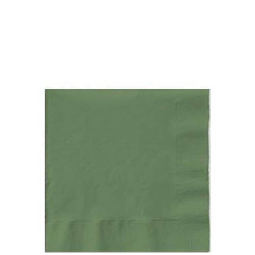 Green Tea Beverage Napkin