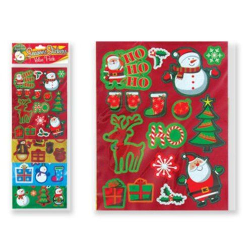 Seasons Stickers Value Pack - Pack of 4