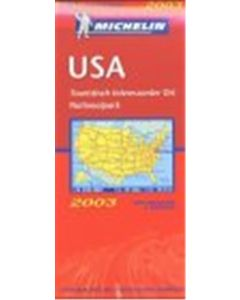 Michelin USA Map No. 930, 8e