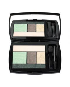 Lancome 5 Shadow/Liner Color Design Palette for Women, Taupe Craze
