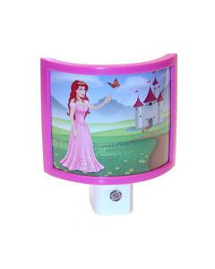 Amerelle 71422 Automatic LED Princess NiteLite