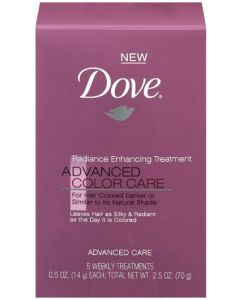 Dove Advanced Color Care Radiance Enhancing Treatment 2.5 Ounce