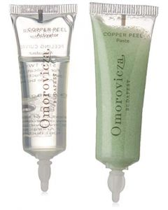 Omorovicza Copper Peel-0.27 oz