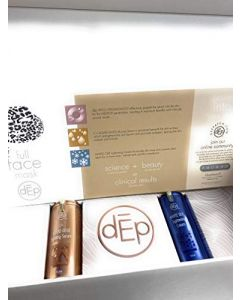 dEpPatch Cosmetic full face mask for anti aging and dark spots corrector