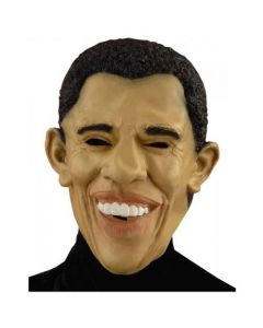 President Barack Obama Mask - Halloween Costume