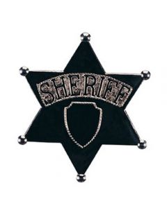 "Rubie's Costume Co 7""Jumbo Sheriff Star Costume"