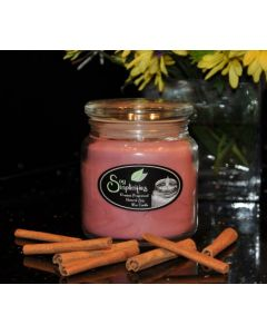 Cinnamon Twist 18 oz. - Premium Fragranced Natural Soy Wax Candle by Soy Simplicities