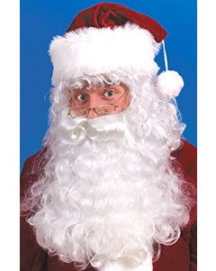 Santa Wig and Beard Costume Accessory