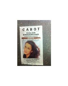 Cabot Color Enhancing -Brunette-(conditioning Shampoo)  with vitamin E - Case of 24 Packs