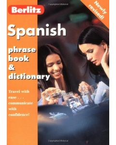 Berlitz Spanish Phrase Book (Berlitz Phrase Book) (Spanish Edition)