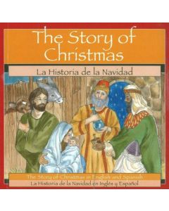 Story of Christmas (Bilingual English and Spanish)