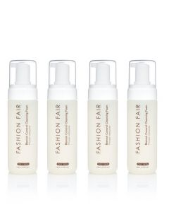 Fashion Fair Blemish Control Cleansing Foam 1.88 fl. oz./55.6 ml (4-Pack)