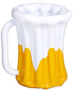Beistle 57892 inflatable Beer Mug Cooler, 18 by 27-Inch