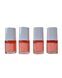 Flower By Drew Barrymore NP4 Gorgeous Gerbera Nail'd It Nail Lacquer (4-Pack)