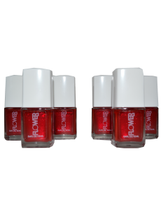 Flower By Drew Barrymore NP14 Budding Romance Nail'd It Nail Lacquer (6-Pack)