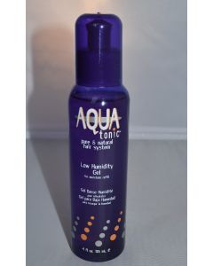 AQUA tonic™ pure & natural hair system Low Humidity Gel 4 oz.