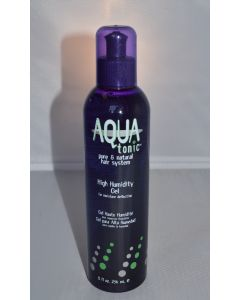 AQUA tonic™ pure & natural hair system High Humidity Gel 8 oz.