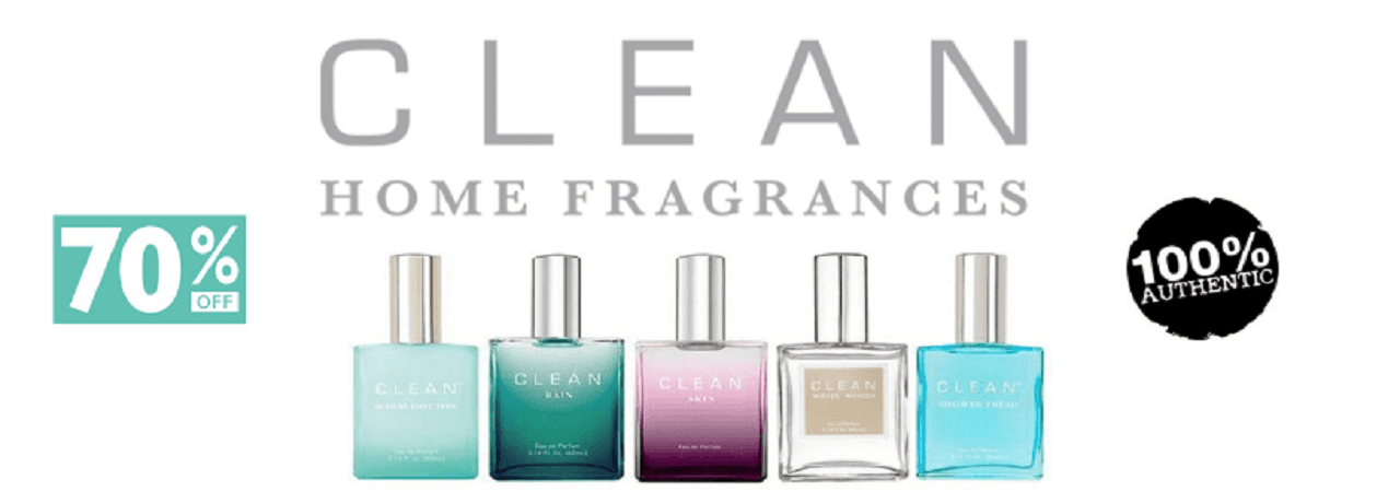 Clean Fragrance Collection